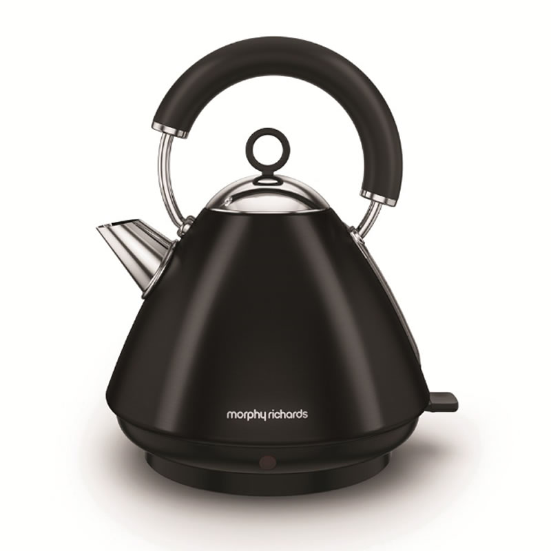 Image of 3Kw Pyramid Kettle 1.5litre Black