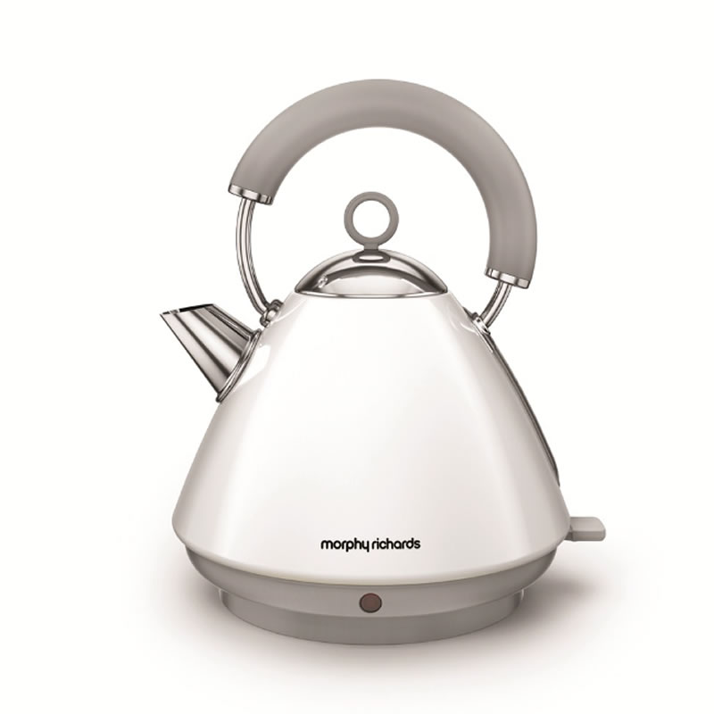 3Kw Pyramid Kettle 1.5litre White