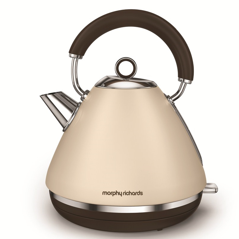 Image of 3Kw Pyramid Kettle 1.5litre Sand