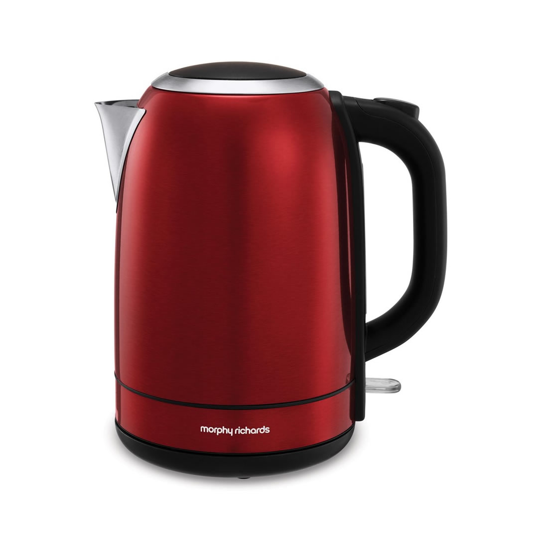 3Kw Jug Kettle 1.7litre Red