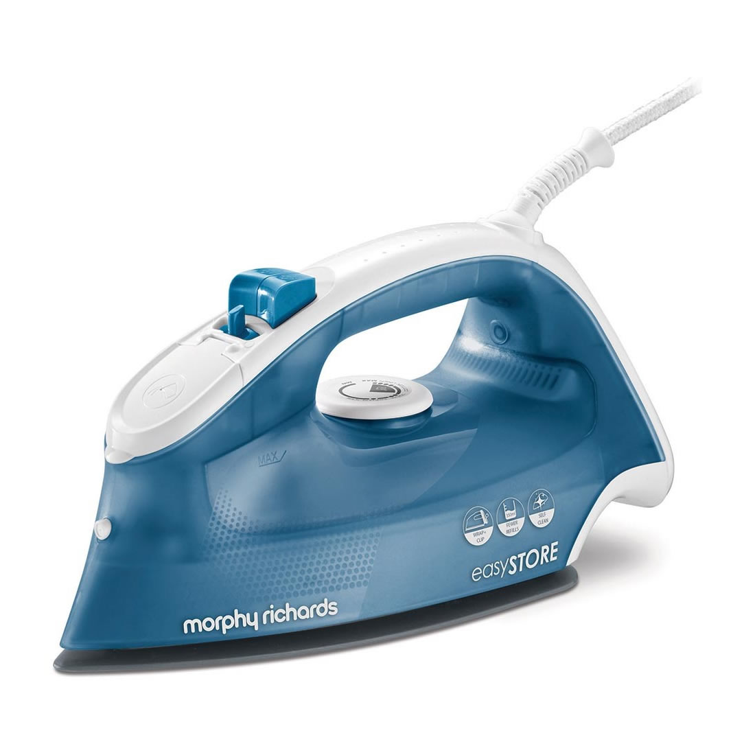 Image of 2400Watts Steam Iron Anti-Scale Vertical Steam