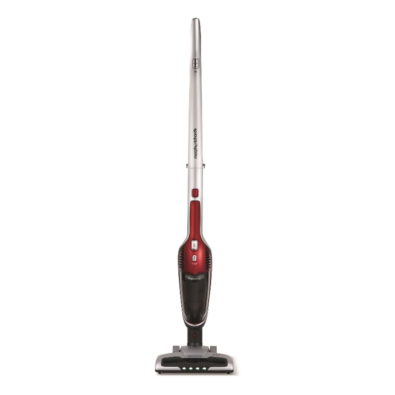 Image of 2-in-1 Cordless Vacuum Cleaner 50 minutes Run Time