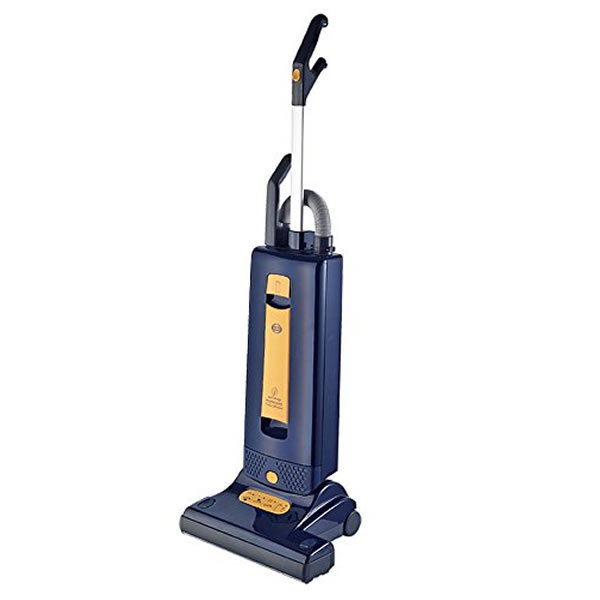 1100Watts Upright Vacuum Cleaner 5.3litres Blue/Yellow