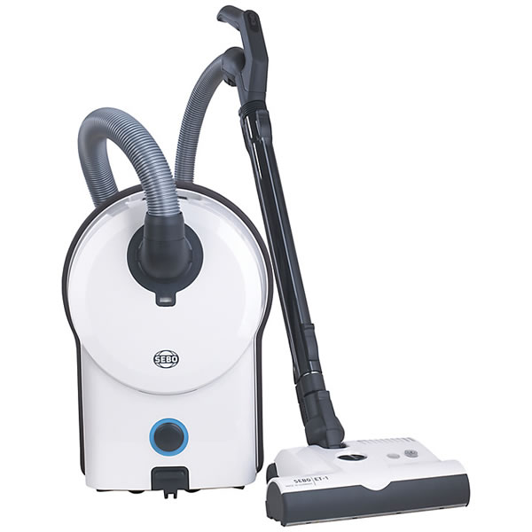 Image of 700Watts Cylinder Bagged Vacuum Cleaner 6.0litres White