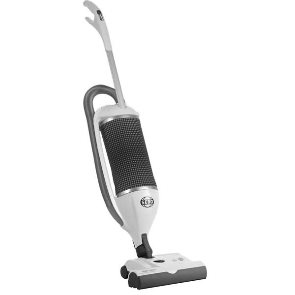 Image of 700Watts Upright Vacuum Cleaner Bagged
