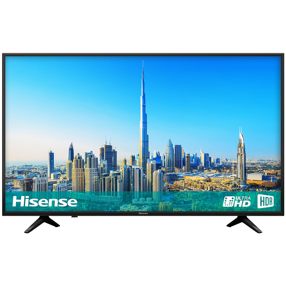 """""Enter the world of 4K Ultra HD resolution with the Hisense A6200. Co - 50inch LED 4K UHD"