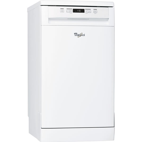 Compare retail prices of 10-Place Slimline Dishwasher 6 Progs Class A+ White to get the best deal online