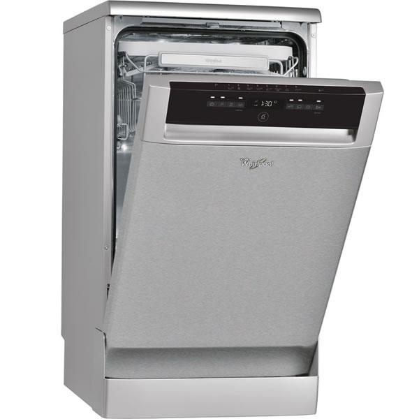 10-Place Slimline Dishwasher 8 Progs Class A++ S/Steel