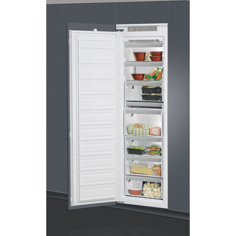 241litre Tall Built-in Freezer Class A+