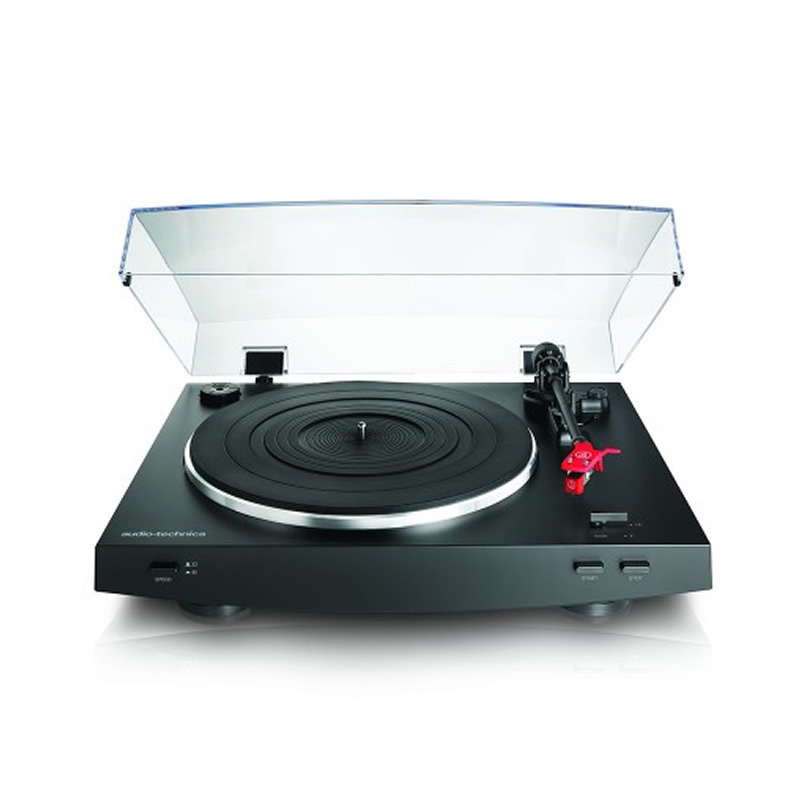 Click to view product details and reviews for Fully Automatic Belt Drive Turntable.