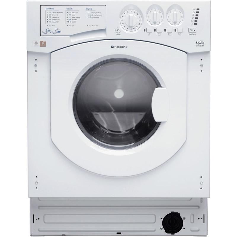 Image of 1200rpm Integrated Washer Dryer 6.5kg/5.0kg Load