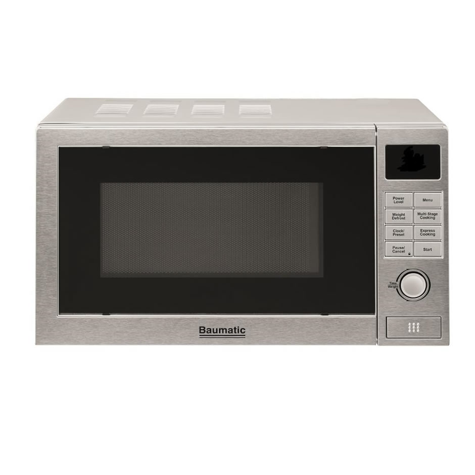 Image of 700Watts 20 litre Microwave Oven Stainless Steel