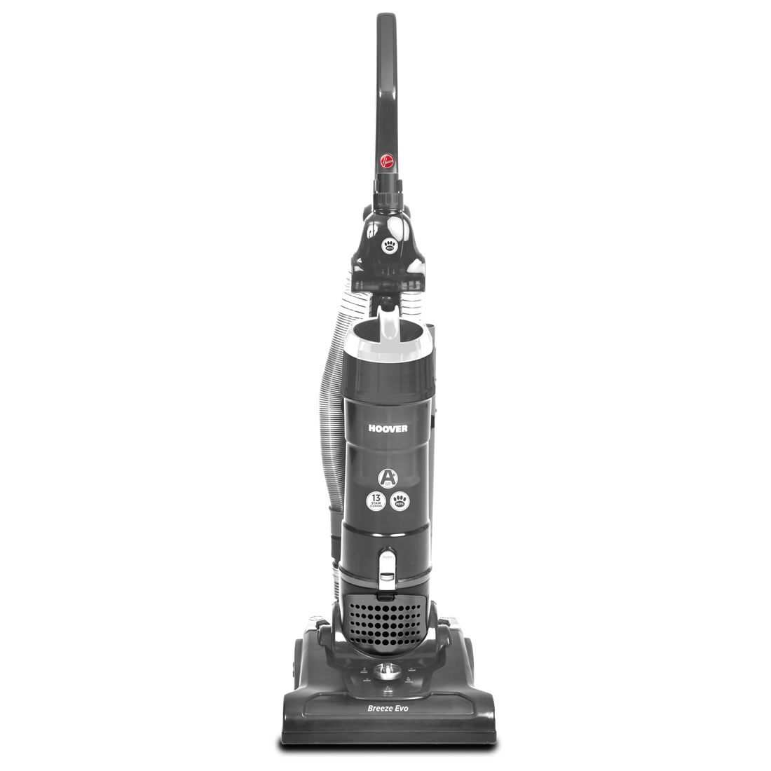 Image of 350Watts Upright Vacuum Cleaner BAGLESS 3.0litres
