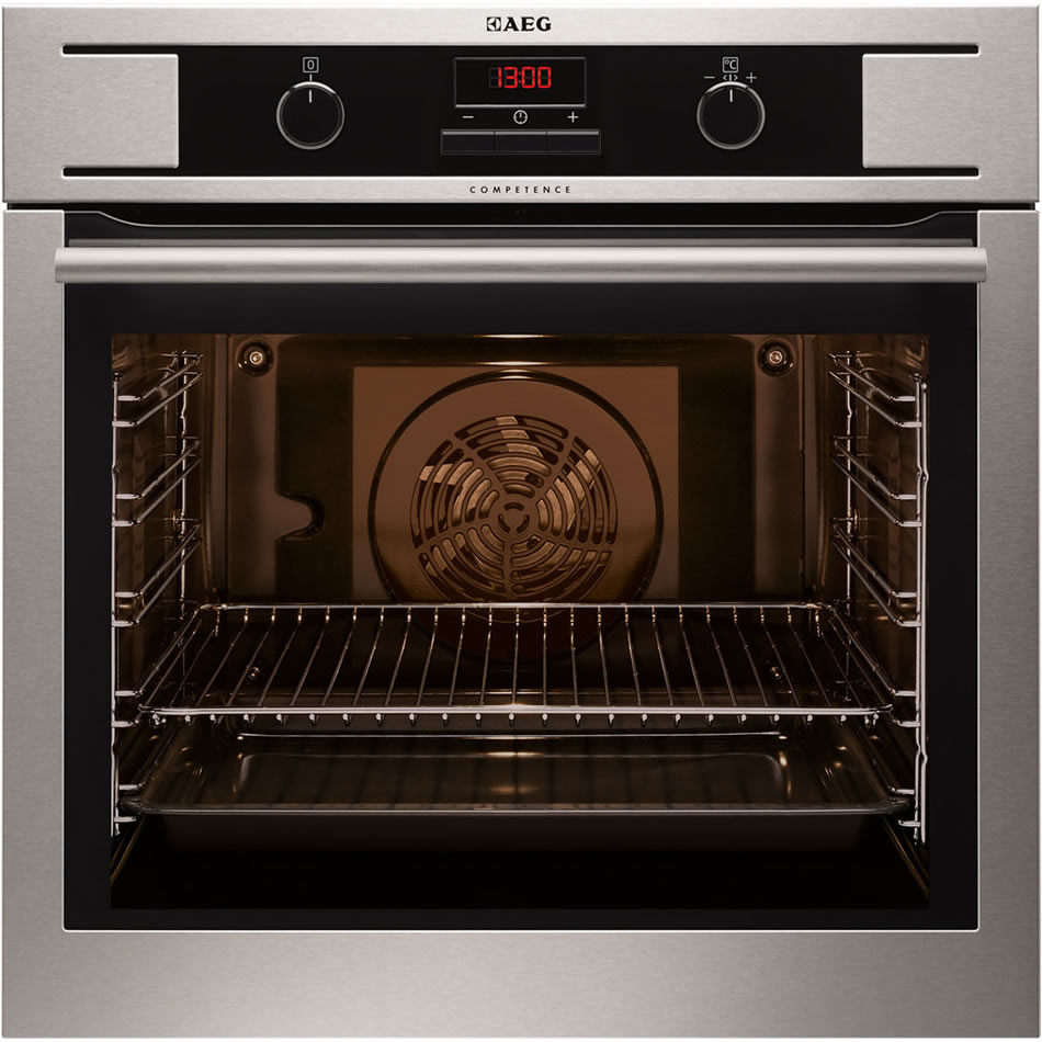 600mm Built-In Single Electric Oven Multi-Function