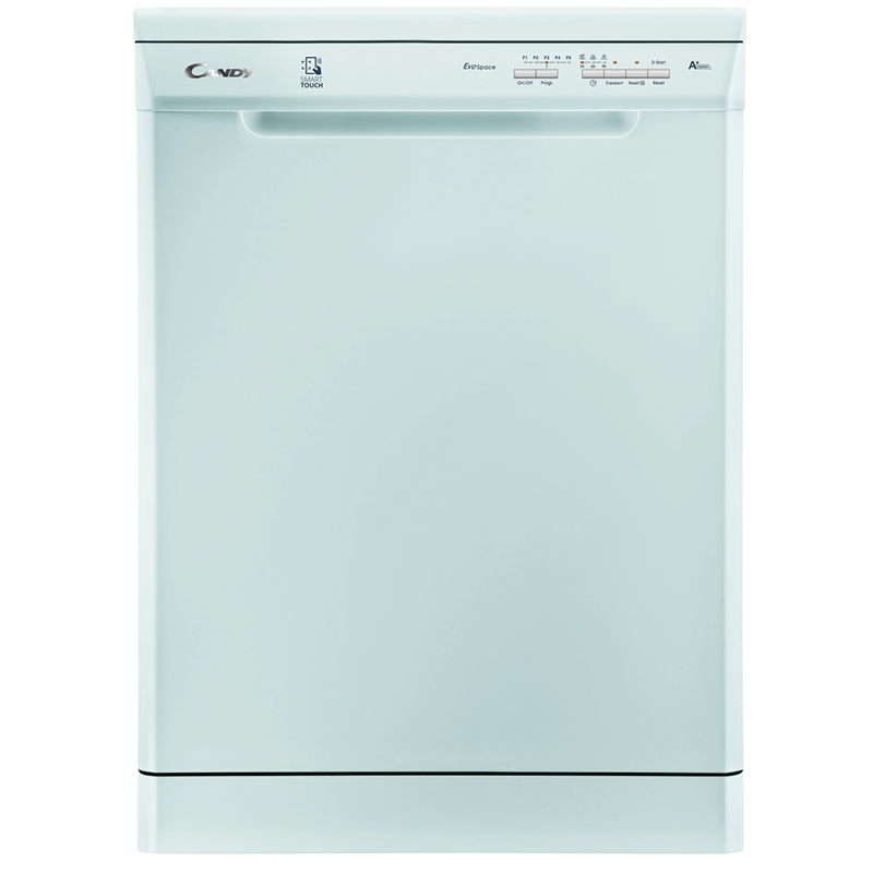 15-Place Integrated Dishwasher 5 Progs Class A+ White