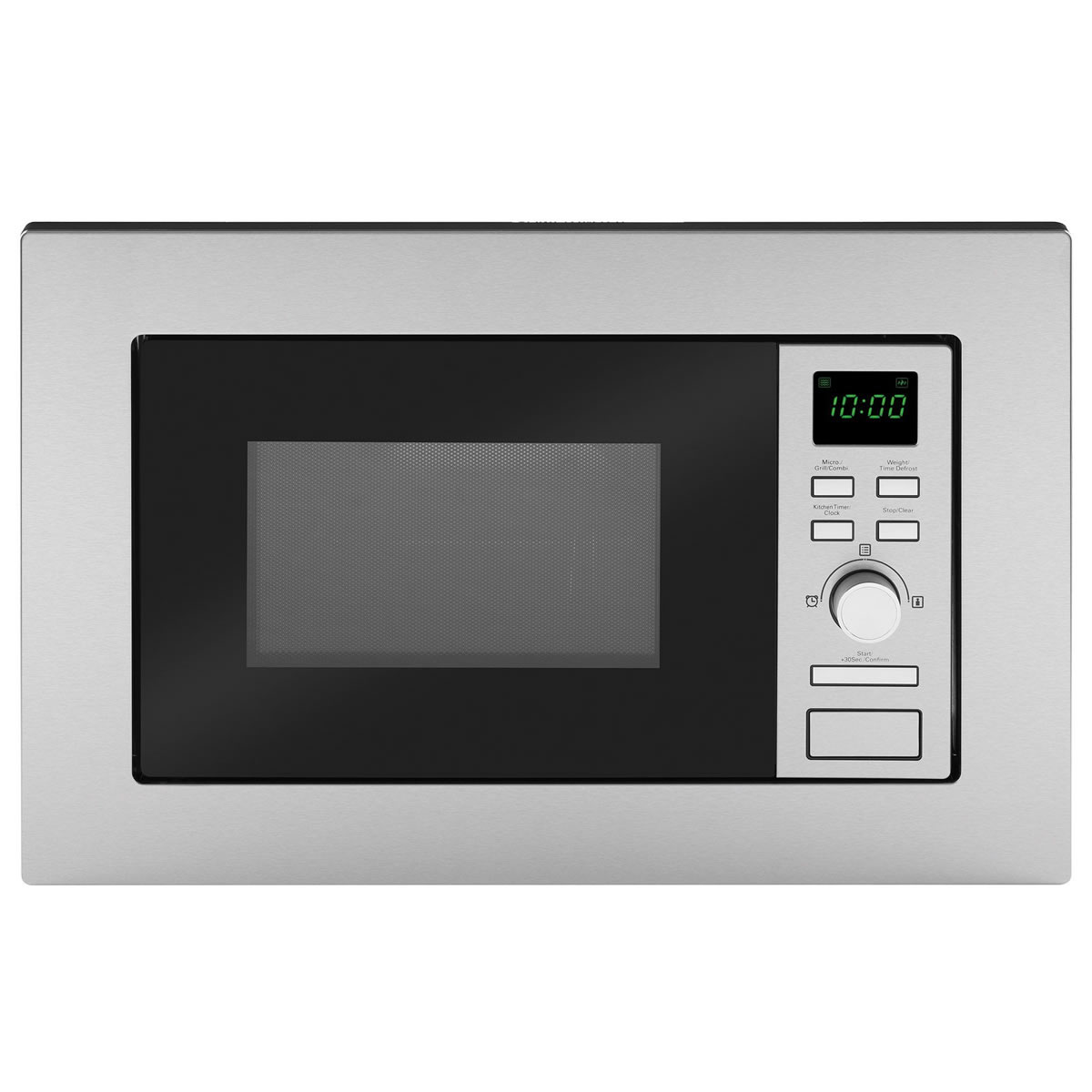 Image of 700Watts Integrated Microwave & Grill 17 litres S/Steel