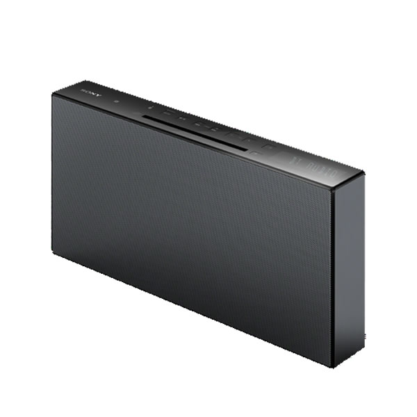 Image of 20Watts All-In-One Audio System Bluetooth® NFC Black