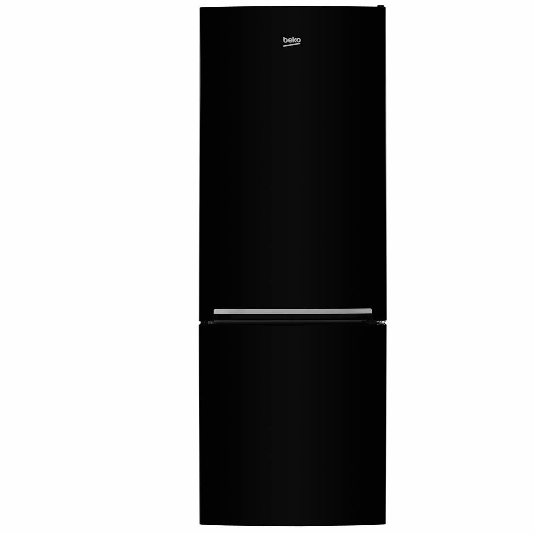 340litre Fridge Freezer Frost Free Class A+ Black