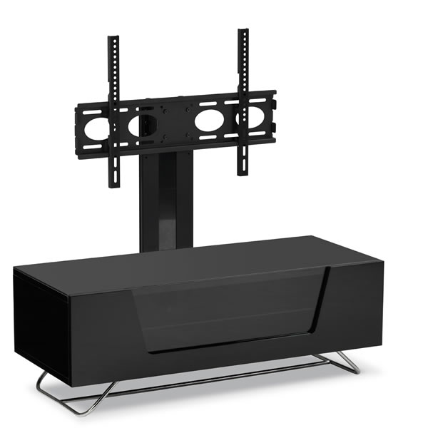 Compare retail prices of 1000mm TV Cabinet Cable Management Black to get the best deal online