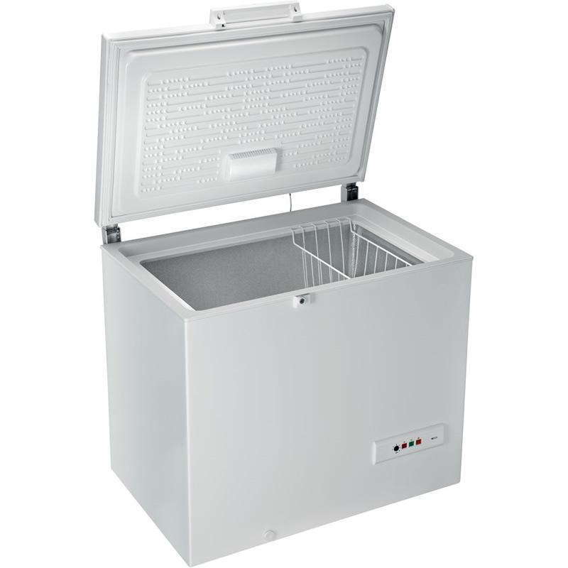 251litre Chest Freezer Class A+ White