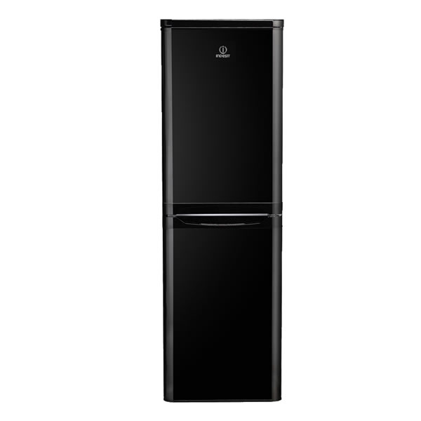 259litre Fridge Freezer Frost Free Class A+ Black