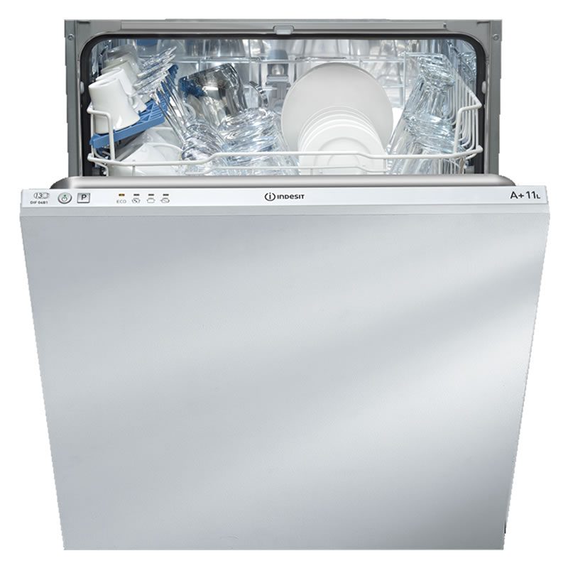 Image of 13-Place Integrated Dishwasher 4 Programmes Class A+