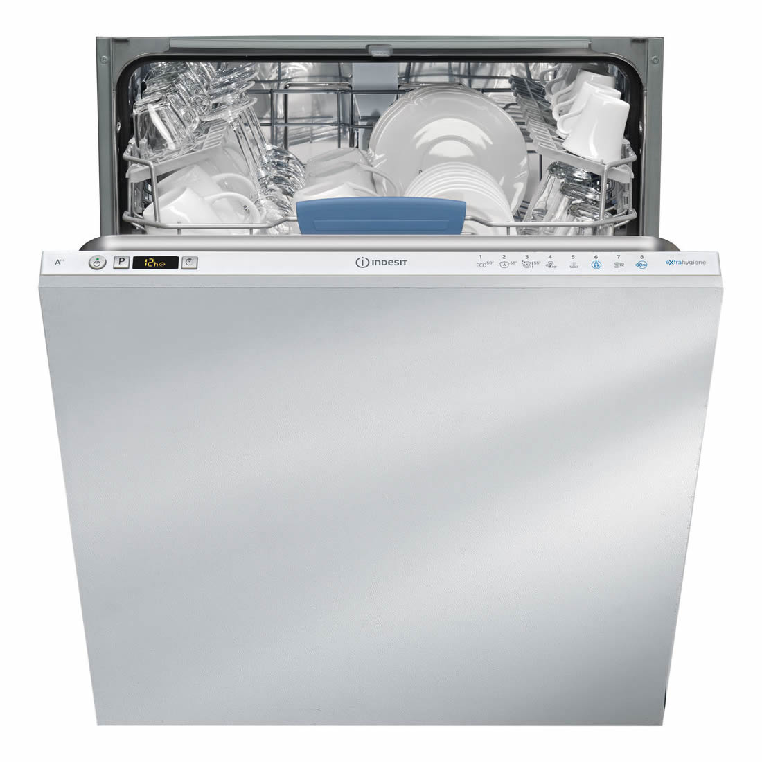 Image of 14-Place Integrated Dishwasher 8 Programmes Class A++