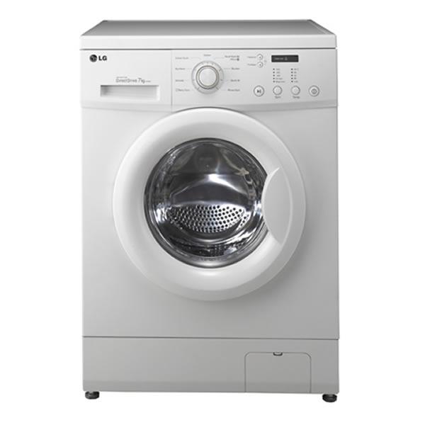 1200rpm DD Washing Machine 7kg Load Class A++ White
