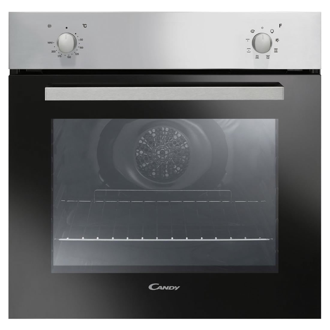 600mm Built-in Single Electric Oven Fan Oven S/St
