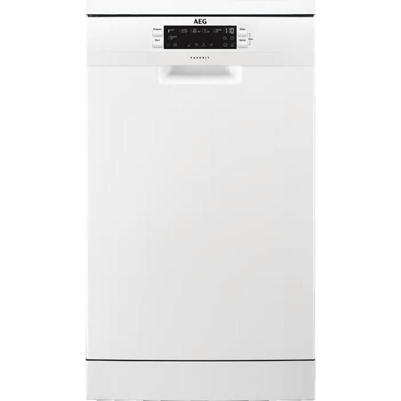 9-Place Slimline Dishwasher 6 Programmes Class A++