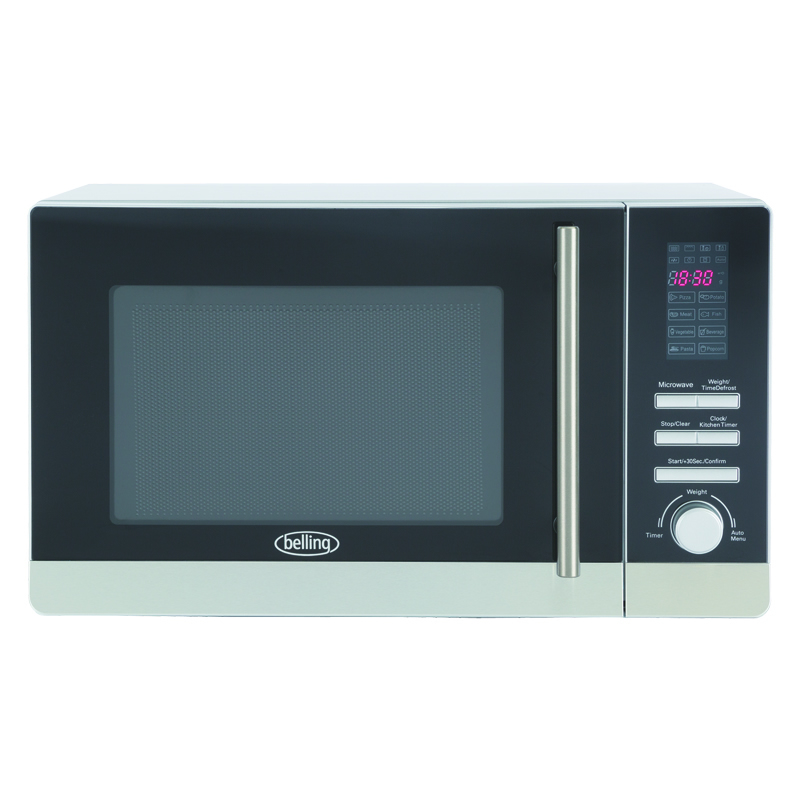 800Watts Microwave 20litres Stainless Steel