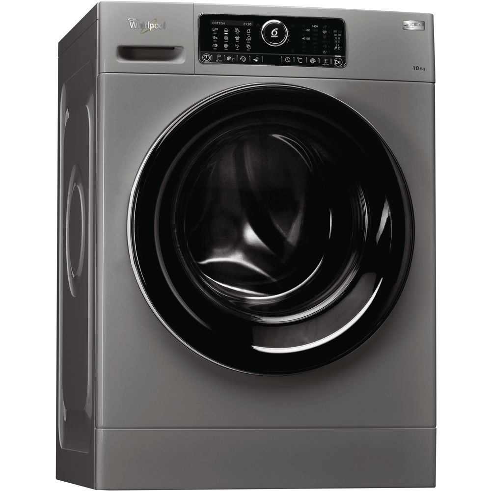 1400rpm Washing Machine 10kg Load Class A+++ Silver