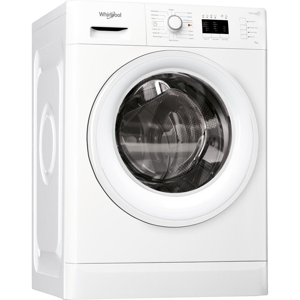 1200rpm Washing Machine 7kg Load Class A+++ White