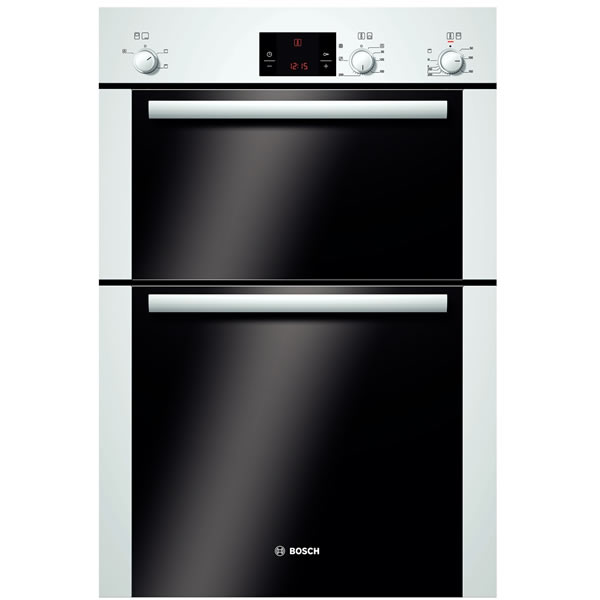 Click to view product details and reviews for Built In Double Electric Oven 4 Multi Functions White.