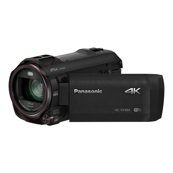 Image of 4K Camcorder 20x Zoom Wireless Multi Camera WiFi