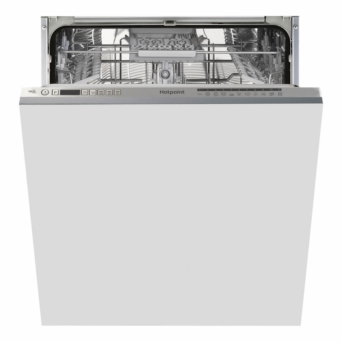 Image of 14-Place Integrated Dishwasher 9 Programmes Class A++