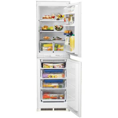 240litre Built-in Fridge Freezer Class A+ White