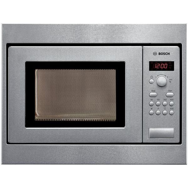 800Watts Compact Built-in Microwave 17litres B/Steel