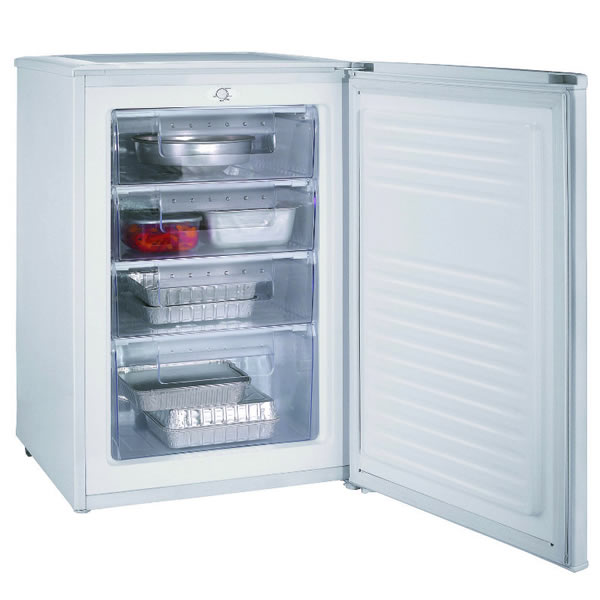 115litres Upright Freezer Class A+ White
