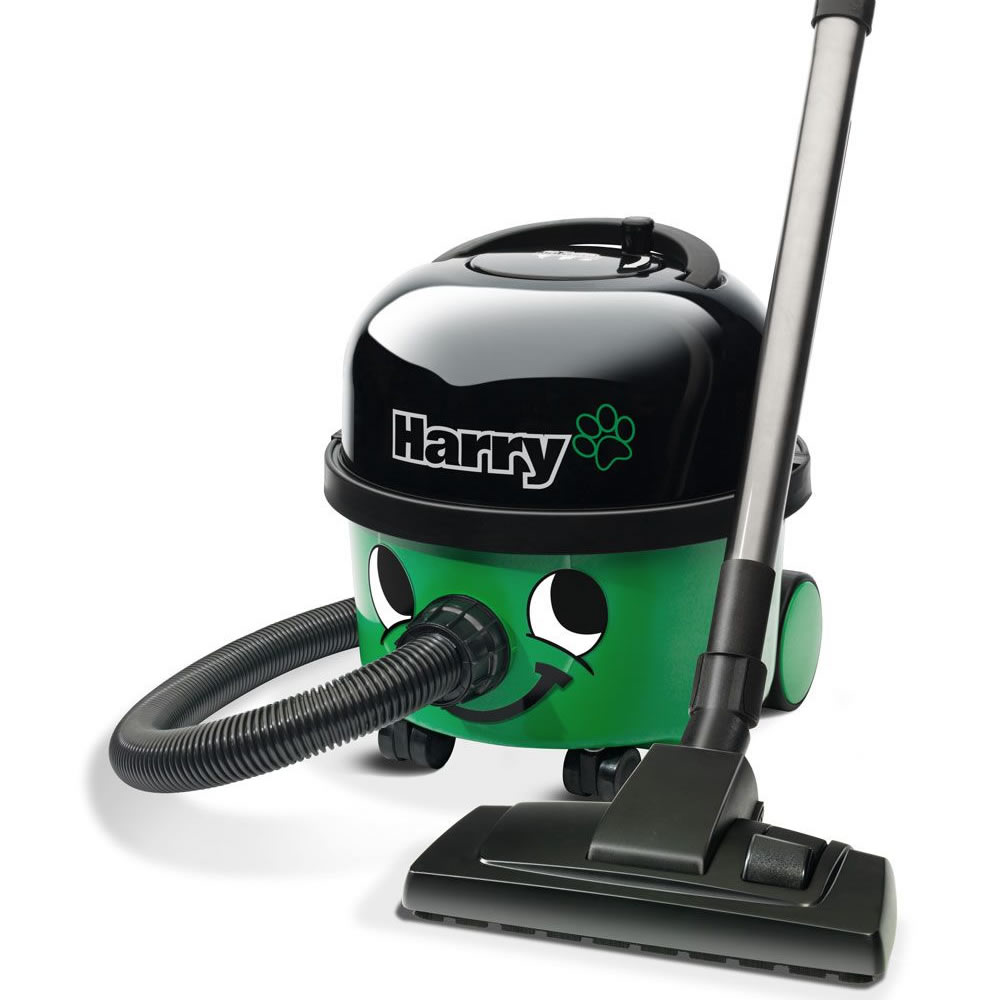 620Watts Cylinder Vacuum Cleaner PET HairoBrush Green