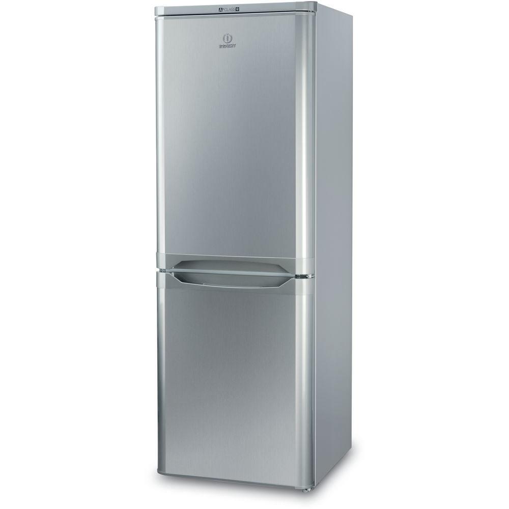 IBD5515S 206litre Fridge Freezer Low Frost Class A+ Silver