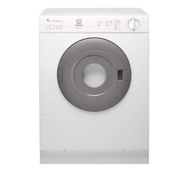 Image of 4kg Load Compact Vented Tumble Dryer Class C White