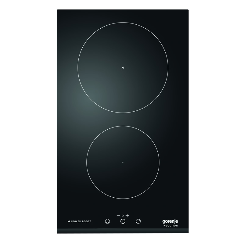 300mm Induction Hob 2 x Zones Touch Control Timer