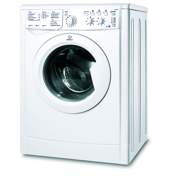1200rpm Washer Dryer 6kg5kg Class A+ White