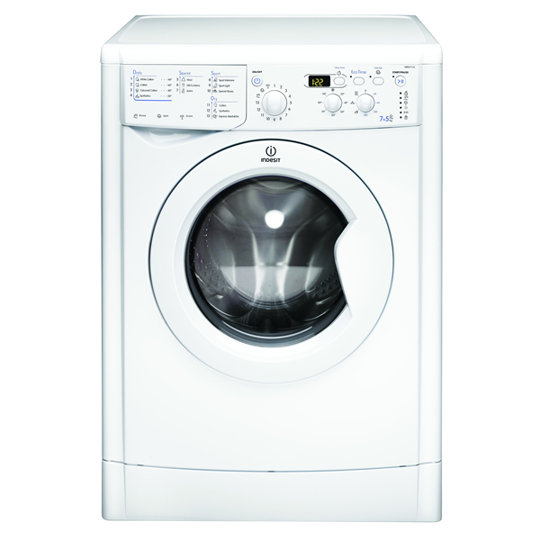 Image of 1200rpm Washer Dryer 7kg/5kg Load 16 Progs White