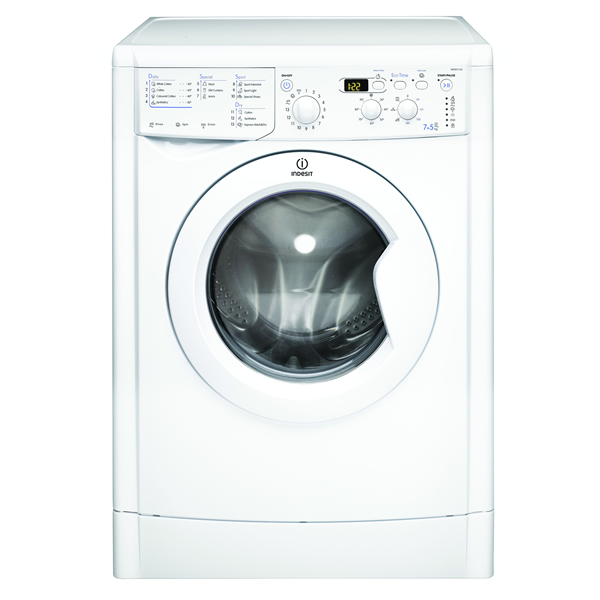 1400rpm Washer Dryer 7kg5kg Load 16 Progs White