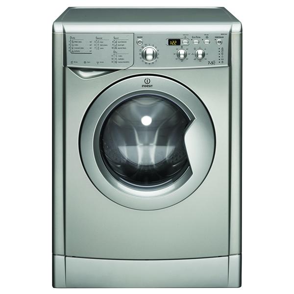 1400rpm Washer Dryer 7kg/5kg Load 16 Progs Silver