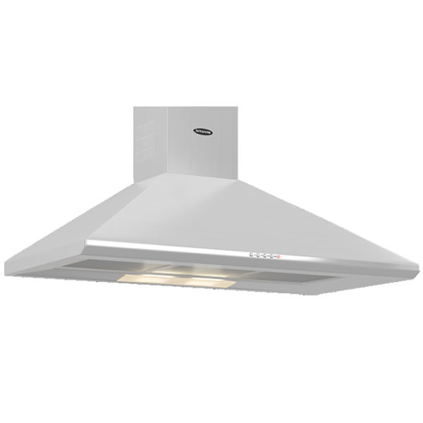 Compare retail prices of 1000mm Wall Mount Cooker Hood 3-Speed Fan S/Steel to get the best deal online