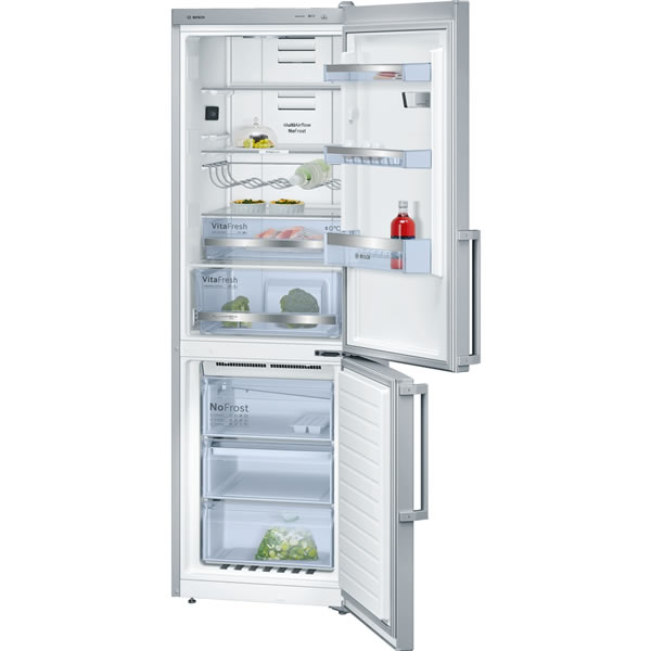 320litre Fridge Freezer FROST FREE Class A++ White