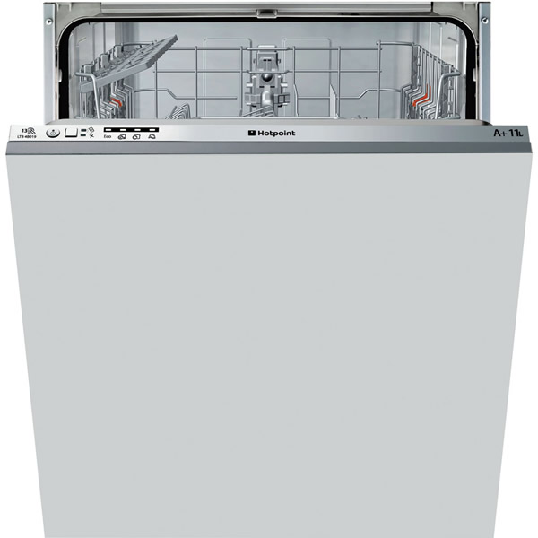 Image of 13-Place Built-in Dishwasher 4 Progs Class A+